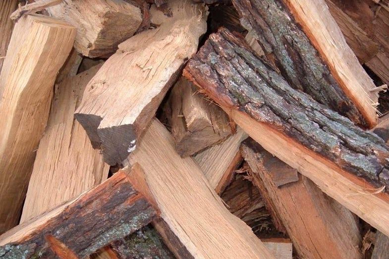DřevoNavrátil - dub, polena 33 cm